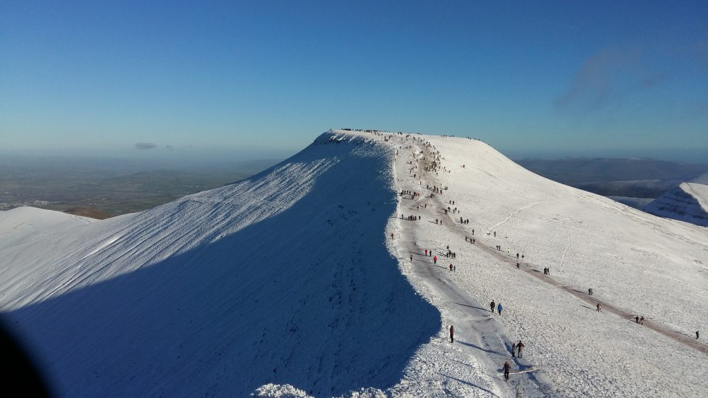 Pen Y Fan, Brecon Beacons