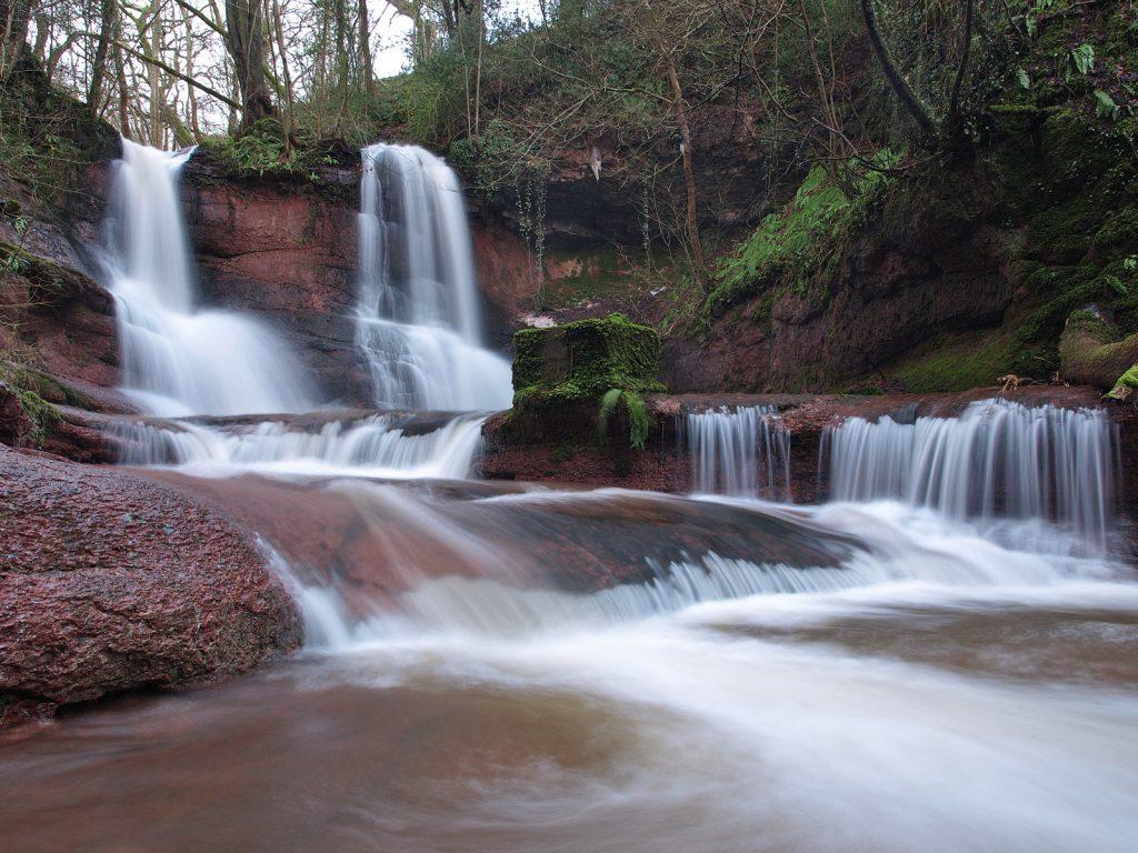Pwll Y Wrach Waterfalls